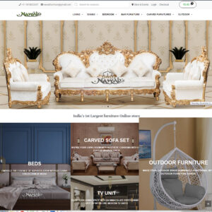 Custom Woocommerce Furniture Online Store WordPress Theme